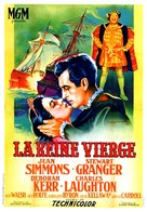 Young Bess - French Movie Poster (xs thumbnail)