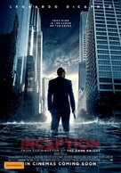 Inception - Australian Movie Poster (xs thumbnail)