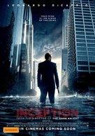 Inception - Australian Movie Poster (xs thumbnail)