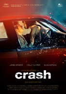 Crash - Swedish Re-release movie poster (xs thumbnail)