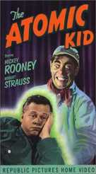 The Atomic Kid - VHS movie cover (xs thumbnail)