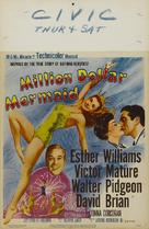 Million Dollar Mermaid - Movie Poster (xs thumbnail)