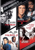 Lethal Weapon - DVD movie cover (xs thumbnail)