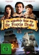 The Immortal Voyage of Captain Drake - German DVD cover (xs thumbnail)