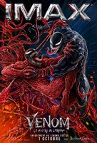 Venom: Let There Be Carnage - Canadian Movie Poster (xs thumbnail)