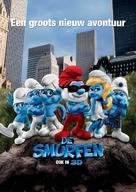 The Smurfs - Dutch Movie Poster (xs thumbnail)