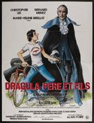 Dracula père et fils - French Movie Poster (xs thumbnail)