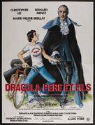 Dracula père et fils - French Movie Poster (xs thumbnail)