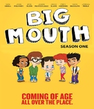 """Big Mouth"" - Blu-Ray movie cover (xs thumbnail)"