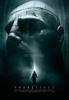 Prometheus - Polish Movie Poster (xs thumbnail)