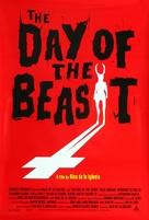 El día de la bestia - Movie Poster (xs thumbnail)