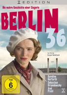 Berlin 36 - German Movie Cover (xs thumbnail)