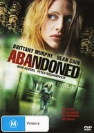 Abandoned - Australian DVD movie cover (xs thumbnail)