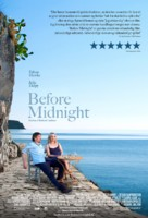 Before Midnight - Danish Movie Poster (xs thumbnail)