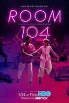"""""""Room 104"""" - Movie Poster (xs thumbnail)"""