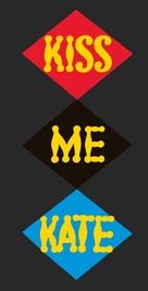 Kiss Me Kate - Logo (xs thumbnail)
