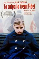 Faute à Fidel, La - Spanish Movie Poster (xs thumbnail)