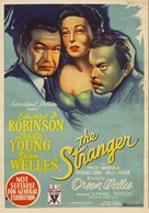 The Stranger - Australian Movie Poster (xs thumbnail)