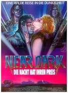 Near Dark - German Movie Poster (xs thumbnail)