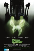 The Green Hornet - Australian Movie Poster (xs thumbnail)