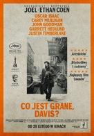 Inside Llewyn Davis - Polish Movie Poster (xs thumbnail)