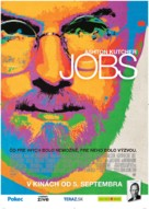 jOBS - Slovak Movie Poster (xs thumbnail)
