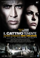 The Bad Lieutenant: Port of Call - New Orleans - Italian Movie Poster (xs thumbnail)