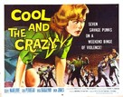 The Cool and the Crazy - Movie Poster (xs thumbnail)