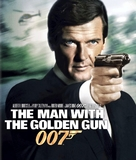 The Man With The Golden Gun - Blu-Ray movie cover (xs thumbnail)