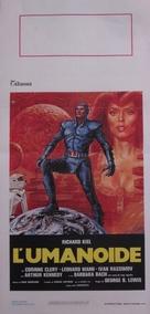 L'umanoide - Italian Movie Poster (xs thumbnail)