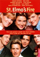 St. Elmo's Fire - DVD cover (xs thumbnail)