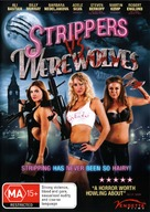 Strippers vs Werewolves - Australian DVD cover (xs thumbnail)