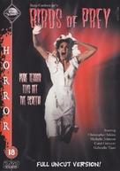El ataque de los pájaros - British DVD cover (xs thumbnail)