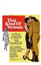 That Kind of Woman - Movie Poster (xs thumbnail)