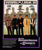 The Usual Suspects - Argentinian poster (xs thumbnail)