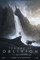 Oblivion - Dutch Movie Poster (xs thumbnail)