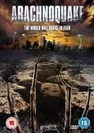 Arachnoquake - British DVD movie cover (xs thumbnail)