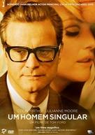 A Single Man - Portuguese DVD movie cover (xs thumbnail)
