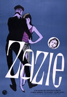 Zazie dans le métro - German Movie Poster (xs thumbnail)