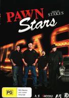 """Pawn Stars"" - Australian DVD movie cover (xs thumbnail)"