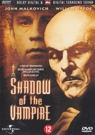 Shadow of the Vampire - Dutch DVD cover (xs thumbnail)