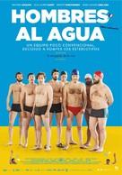 Le grand bain - Colombian Movie Poster (xs thumbnail)