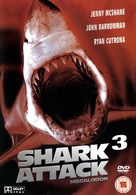 Shark Attack 3: Megalodon - Movie Cover (xs thumbnail)