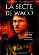 In the Line of Duty: Ambush in Waco - French DVD movie cover (xs thumbnail)
