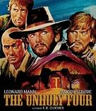 Ciakmull - L'uomo della vendetta - Blu-Ray movie cover (xs thumbnail)