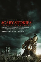 Scary Stories to Tell in the Dark - Norwegian Movie Poster (xs thumbnail)
