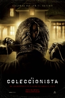 The Collector - Chilean Movie Poster (xs thumbnail)