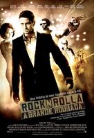 RocknRolla - Brazilian Movie Poster (xs thumbnail)