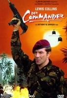 Der Commander - German DVD movie cover (xs thumbnail)