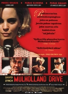 Mulholland Dr. - Finnish Movie Poster (xs thumbnail)